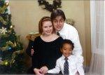 Christmas Card Photo 2008