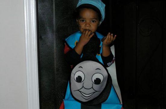 Jack as Thomas, Eating Candy