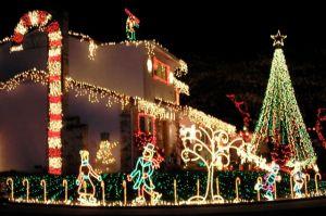 The best lit house in Antioch