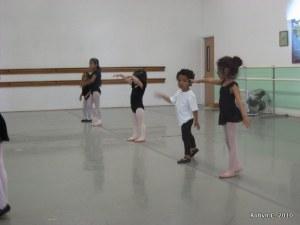 Jack in Ballet