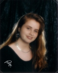 Robyn's Senior Portrait (1992)