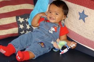 Jackson at 9 Months