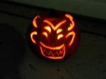 Max's Trigon Pumpkin