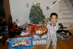 All the presents under the tree