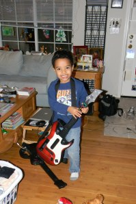 Jack with Guitar