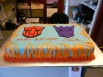 The Cake, by Cakes by Jennifer Sheridan