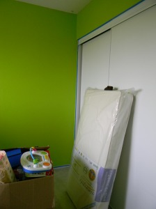 Neon Green Room