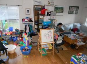 Living Room 23 February 2011