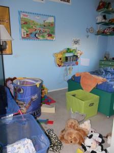Jack's Room, 23 February 2011