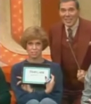 Vicki Lawrence on The Match Game