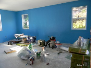 Paint and Flooring