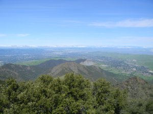 Mt. Diablo Summit