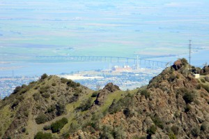 Mt. Diablo: Antioch Bridge
