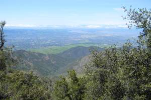 Mt. Diablo: More scenery from the summit