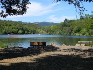 Lake at Howarth Park