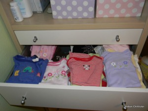 Drawer Full of Onesies