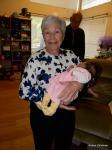 Great-Grandma and Cassie