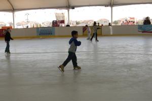 Jackson ice skating
