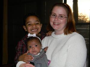Cassie, Jackson, & Robyn