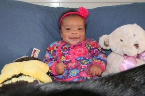 Cassie Smiling
