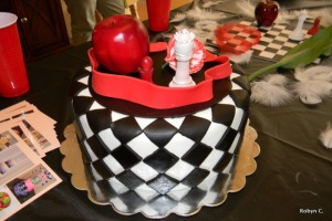 Twilight cake, photo one