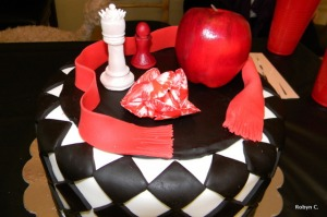 Twilight cake, photo two