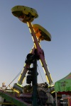 The Hammer amusement ride, Upside Down