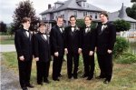 Groom's Men: Hunter, Jason, Ben, Max, Taylor, Donovan (Images by Meredith Theodore)