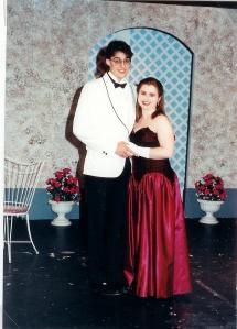 Max & Robyn in Sabrina Fair (Spring 1999)