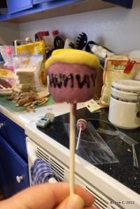Hunny Pot Marshmallow Pop