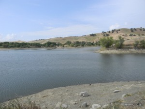 Contra Loma Reservoir