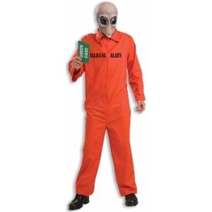 Illegal Alien costume
