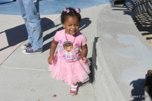 Birthday Girl (age 2)