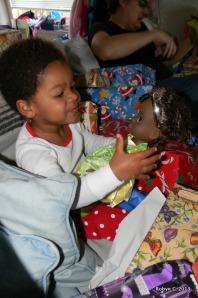 Tiana toddler doll