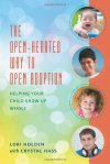 Book cover for The Open-Hearted Way to Open Adoption""
