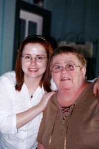 Robyn & Kathy
