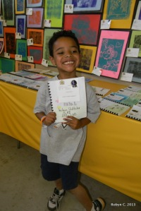 First Place for Young Authors