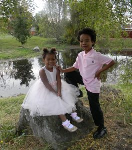 Cassie and Jackson