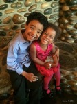 Jackson and Cassie Easter