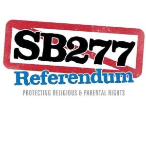 SB277 Referendum Protecting Religious Freedom and Parental Rights