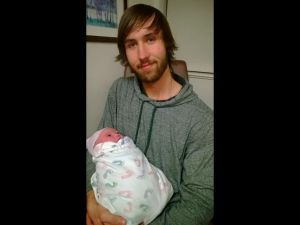 Colby Nielsen and his daughter Kaylee