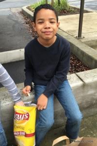 Jackson Age 10, January 2016
