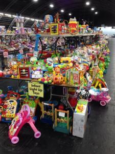 Toys - Spring 2015
