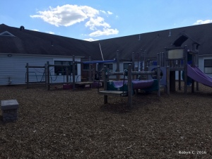 Playground at World Academy
