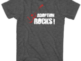 Wearing Adoption on YourShirt
